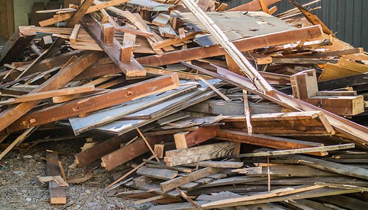 産業廃棄物の収集運搬イメージ
